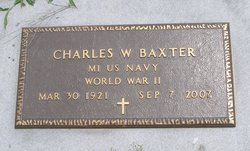 Charles William Baxter