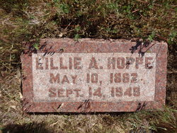 Lillie A Hoppe