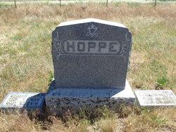 Caroline <i>Klug</i> Hoppe