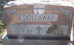 Mary <i>Pulsipher</i> Dollaway