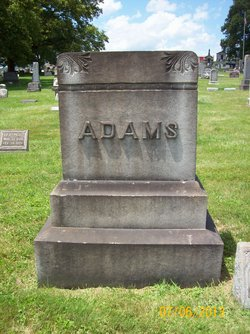 Julia Ann <i>Clowes</i> Adams