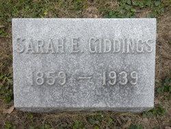 Sarah Sallie <i>Edwards</i> Giddings