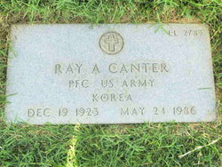 Ray Albert Canter