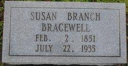 Susan <i>Branch</i> Bracewell