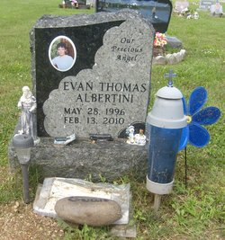 Evan Thomas Albertini