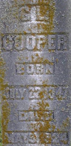 G. L. Cooper