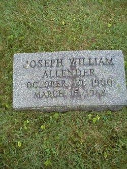 Joseph William Allender