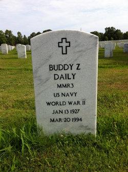 Buddy Z. Daily