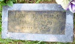 Annie B. Atkins