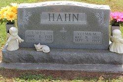 Earl Edgar Hahn