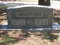 Noble O Bradford