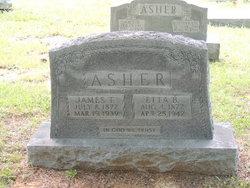 Etta Belle <i>Shemwell</i> Asher