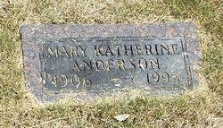 Mary Katherine <i>Thomson</i> Anderson