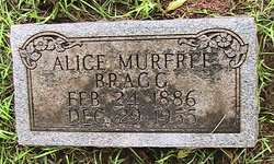 Alice <i>Murfree</i> Bragg