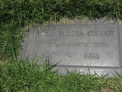 Viola Maria <i>Tess</i> Chase