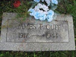 PFC James P Cuff