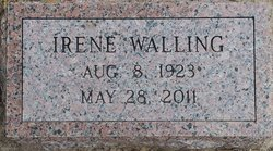Irene <i>Walling</i> Harper