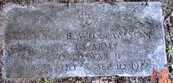 Hursel Bailey H B Williamson