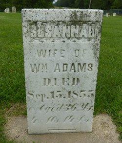 Susannah <i>Grubb</i> Adams
