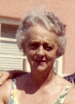 Margaret Susan <i>McCarey</i> Burroughs