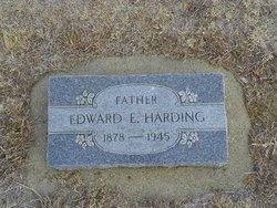 Edward E Harding