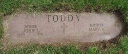Mary Katherine <i>Pasek</i> Toddy