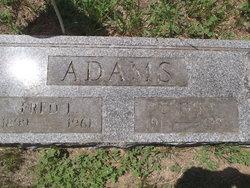 Fred L Adams