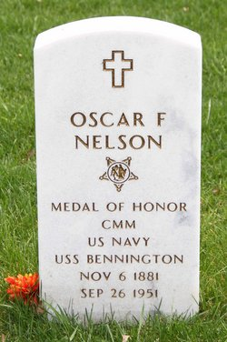 Oscar Frederick Nelson