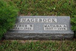 Arthur Hagebock