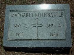 Margaret Ruth Battle