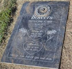 Albert C Bowers