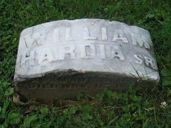 William Hardia, Sr