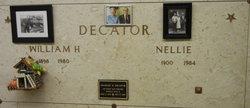 Nellie F. <i>Hammond</i> Decator