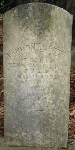 Landon C. Carter