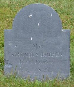 Stephen Borden