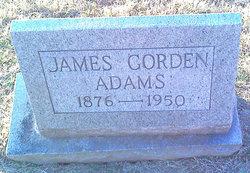 James Gorden Adams