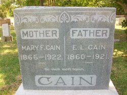 Edward Luther Cain