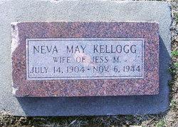 Neva May <i>Rees</i> Kellogg