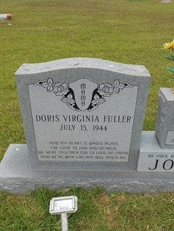 Doris Virginia <i>Fuller</i> Jones