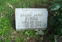 Hazel <i>Daily</i> Bowdle