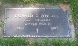 Donald G. O'Neall
