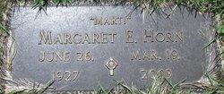 Margaret E. Marti Horn