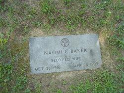 Naomi Roberta <i>Chrisman</i> Baker