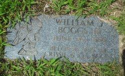 William J. Boggs, III