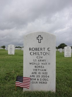 Sgt Maj Robert Clay Chilton
