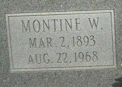 Georgia Montine Monte <i>Waters</i> Little
