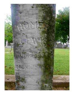 Homer Price Lewis