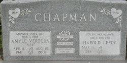 Veroqua <i>Huvendahl</i> Chapman