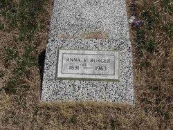 Anna Vietta <i>Reed</i> Burger