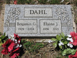 Benjamin George Dahl